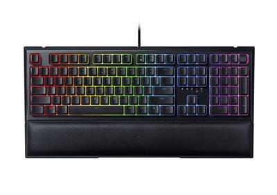 Tipkovnica RAZER Ornata V2, Gaming, US Layout, crna, USB