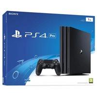 Igraća konzola SONY PlayStation 4 Pro, 1000GB, G Chassis, crna + Gamepad DualShock, crni + The Last of Us 2 Standard Edition