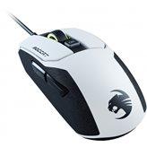 Miš ROCCAT Kain 102 AIMO, RGB, optički, 8500dpi, bijeli, USB