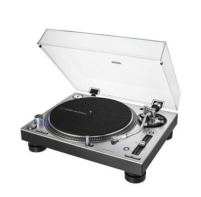 Gramofon AUDIO TECHNICA AT-LP140XPSVE, srebrni