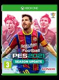Igra za MICROSOFT XBOX One, eFootball PES 2021 Season Update - Preorder