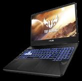 "Prijenosno računalo ASUS TUF FX505DT-BQ334 / Ryzen 5 3550H, 8GB, 1000GB + 512GB SSD, GeForce GTX 1650 4GB, 15.6"" IPS FHD, FreeDOS, crno"