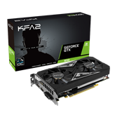 Grafička kartica PCI-E KFA2 GeForce GTX 1650 EX Plus, 4GB GDDR6