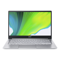 "Prijenosno računalo ACER Swift 3 NX.HSEEX.00D / Ryzen 3 4300U, 8GB, 512GB SSD, Radeon Graphics, 14"" IPS FHD, Windows 10, srebrno"