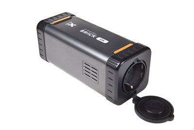 Mobilni USB punjač XTORM AC Brick, 23.200 mAh, sivi