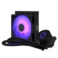 Vodeno hlađenje COOLERMASTER MasterLiquid ML120L V2 RGB, socket 2066/2011-v3/2011/1200/1151/1150/1155/1156/AM4/AM3+/AM3/AM2+/AM2/FM2+/FM2/FM1