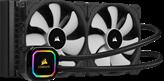 Vodeno hlađenje CORSAIR iCUE H115i RGB PRO XT, CPU hlađenje, s. 1200/1150/1151/1155/1156/1366/2011/2011-3/AM4/AM3/AM2/AM3/FM1/FM2