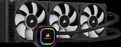 Vodeno hlađenje CORSAIR iCUE H150i RGB PRO XT, CPU hlađenje, s. 1200/1150/1151/1155/1156/1366/2011/AM4/AM3/AM2/AM3/FM1/FM2