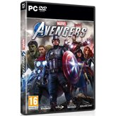 Igra za PC, Marvel's Avengers Standard Edition