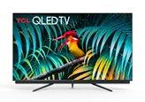 QLED TV 55'' TCL 55C815, Android TV, 4K UHD, DVB-T2/C/S2, HDMI, Wi-Fi, USB, bluetooth, energetska klasa A