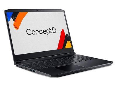 """Prijenosno računalo ACER ConceptD 5 Pro NX.C55EX.008 / Core i7 9750H, 16GB, 1024GB SSD, Quadro RTX 3000, 17.3""""  LED UHD, Windows 10 Pro, crno"""