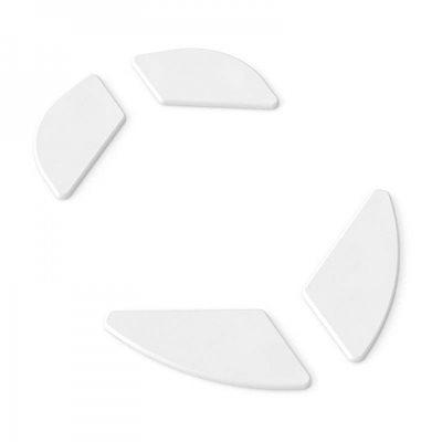 Sklizači za miša Glorious PC Gaming Race Model O, bijeli
