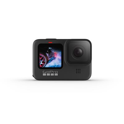 Sportska digitalna kamera GOPRO HERO9 Black, 5K30/4K60, 20MP, Touchscreen, Voice Control, HyperSmooth 3.0, GPS