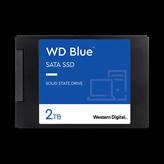 """SSD 2000 GB WESTERN DIGITAL Blue, WDS200T2B0A, SATA 3, 2.5"""", 560/530 MB/s"""