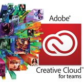 Elektronička licenca ADOBE, Creative Cloud All Apps for teams with Adobe Stock 10 assets per month, paket aplikacija, godišnja pretplata