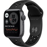 Pametni sat Apple Watch Nike Series 6 GPS, 40mm Space Gray Aluminium Case with Anthracite/Black Nike Sport Band - Regular - PREDNARUDŽBA