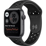 Pametni sat Apple Watch Nike Series 6 GPS, 44mm Space Gray Aluminium Case with Anthracite/Black Nike Sport Band - Regular - PREDNARUDŽBA