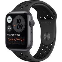 Pametni sat Apple Watch Nike Series 6 GPS, 44mm Space Gray Aluminium Case with Anthracite/Black Nike Sport Band - Regular - PREDNARUDŽBA