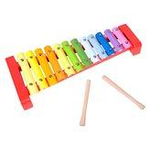 Drvena igračka CLASSIC WORLD ksilofon Star