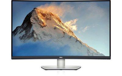 """Monitor 32"""" DELL S3221QS, 4K UHD 60Hz, 4ms, 300cd/m2, 3000:1, crno/sivi"""