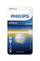 Baterija PHILIPS CR2025/01B