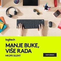 Picture of Logitech MK 295 – kombinacija koja jamči produktivnost🖱⌨