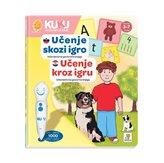 Interaktivna knjiga KUKU - Učenje kroz igru (knjiga bez interaktivne olovke)