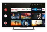LED TV 50'' TCL 50P815, Android TV, 4K UHD, DVB-T2/C/S2, HDMI, Wi-Fi, USB, bluetooth, LAN, energetska klasa A+