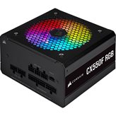 Napajanje 550W CORSAIR CX550F RGB CP-9020216-EU, ATX v2.4, 120mm vent., 80+ Bronze, modularno