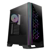 Računalo LINKS Gaming G36AX / QuadCore Ryzen 5 3400G, 8GB, 480GB NVMe, GTX 1660 SUPER OC 6GB