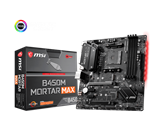 Matična ploča MSI B450M Mortar Max, AMD B450, mATX, s.AM4