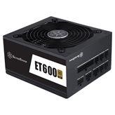 Napajanje 600W, SILVERSTONE Strider Essential ET600-MG, ATX, Active PFC, 135mm vent.