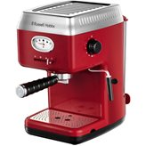 Aparat za kavu RUSSELL HOBBS 28250-56 ESPRESSO RETRO crveni