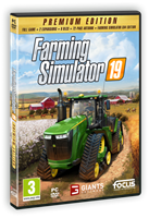 Igra za PC, Farming Simulator 19 - Premium Edition - Preorder