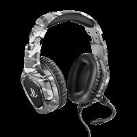 Slušalice TRUST GXT 488 Forze-G PS4 Gaming, sive