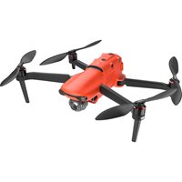 Dron AUTEL Evo II, 8K kamera, 3-axis gimbal, vrijeme leta do 40 min, upravljanje daljinskim upravljačem, narančasti