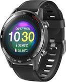 Sportski sat MEANIT Smart Watch M20 Termo, hrv. Izbornik, pametne obavijesti, crni