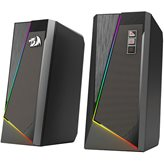 Zvučnici REDRAGON Anvil GS520 RGB, 2.0, crni