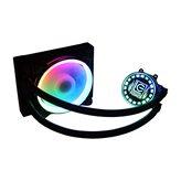 Cooler LC POWER LLC-CC-120-LICO Special ARBG Edition, s. 775/1150/1151/1155/1156/1366/2011/2011-3/2066/FM1/FM2/FM2+/AM2/AM2+/AM3/AM3+/AM4