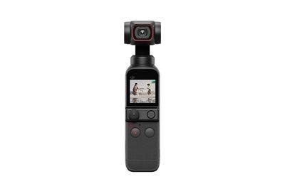 Gimbal stabilizator/kamera DJI Osmo Pocket 2, 4k 60FPS, 3 axis FPV stabilizator za snimanje smartphoneom, crni - Preorder