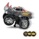 Igračka NIKKO autić na daljinsko upravljanje Wheelie Monsters Nosorog