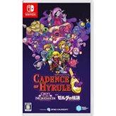 Igra za NINTENDO Switch, Cadence of Hyrule: Crypt of the NecroDancer