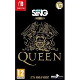 Igra za NINTENDO Switch, Let's Sing: QUEEN