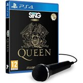 Igra za SONY PlayStation 4, Let's Sing: QUEEN, mikrofon