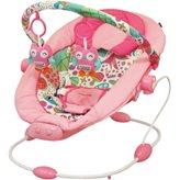 Dječja sjedalica njihalica ružičasta