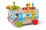 Igračka Bus za sastavljanje Woodyland