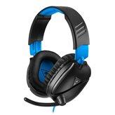 Slušalice TURTLE BEACH Recon 70, mikrofon, PC/PS4/Xbox, crno-plave