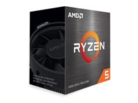 Procesor AMD Ryzen 5 5600X BOX, s. AM4, 3.7GHz, 35MB cache, 6 Core, Wraith Stealth