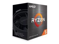Procesor AMD Ryzen 5 5600X BOX, s. AM4, 3.7GHz, 35MB cache, 6 Core, Wraith Stealth