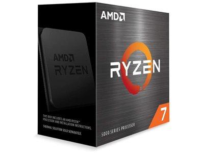 Procesor AMD Ryzen 7 5800X BOX, s. AM4, 3.8GHz, 36MB cache, 8 Core, bez hladnjaka